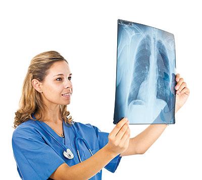 Современное оборудование рентген-кабинета Институт Проблем Терапии