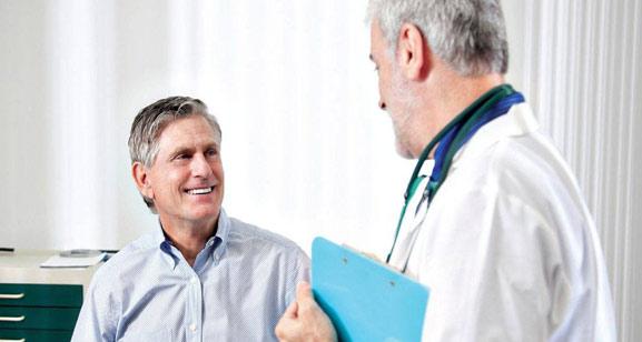 Высококвалифицированный медицинский персонал обеспечит эффективное лечение