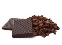 Черный шоколад-не очень вкусно, но очень полезно!