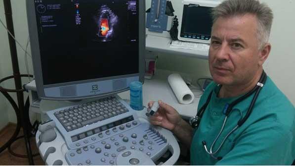 Эхокардиография (УЗИ сердца)