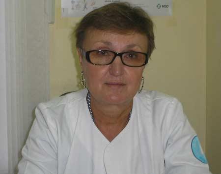 врач высшей категории, кардиолог - Кирпач Наталья  Васильевна